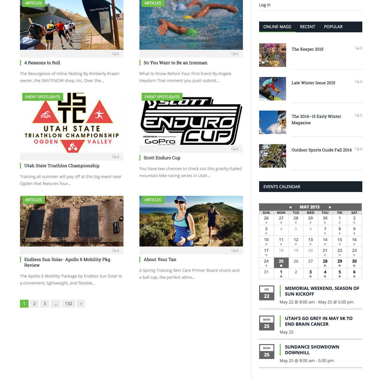 showcase - sportsguidemag - home - widget
